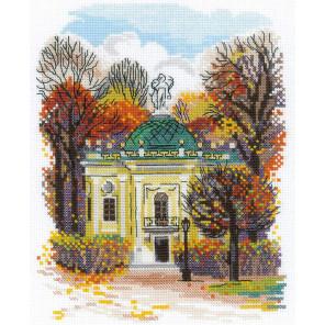 Усадьба Кусково. Эрмитаж Набор для вышивания Риолис 1760