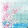 3_2 Сакура. Пагода Набор для вышивания Риолис