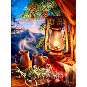 Сказочный вечер Алмазная вышивка мозаика Алмазное Хобби