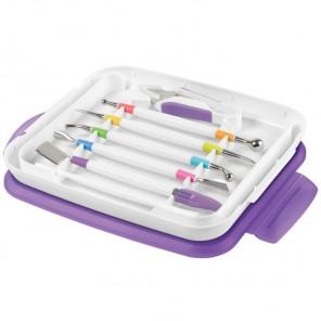 Инструменты для мастики Набор 8шт Wilton ( Вилтон )