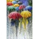 Зонтики Алмазная вышивка мозаика Алмазное Хобби