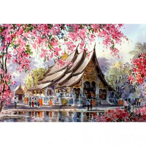 Таиланд, Танакорн Чайджинда Алмазная вышивка мозаика Алмазное Хобби