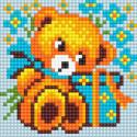 Медвежонок Алмазная вышивка мозаика Алмазное Хобби