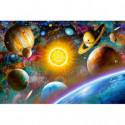 Красочная вселенная Алмазная вышивка мозаика Алмазное Хобби