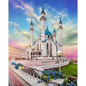 Казанская соборная мечеть Алмазная вышивка мозаика Алмазное Хобби