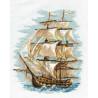 Корабль Набор для вышивания Риолис 479