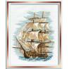 В рамке Корабль Набор для вышивания Риолис 479