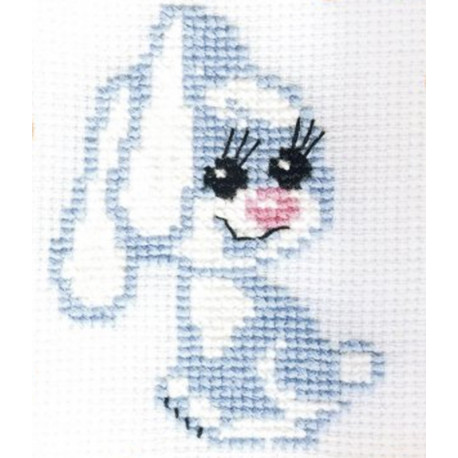 Крольчонок Набор для вышивания Риолис 491