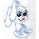 Крольчонок Набор для вышивания Риолис