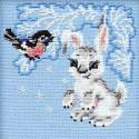 Зайчонок Набор для вышивания Риолис 798