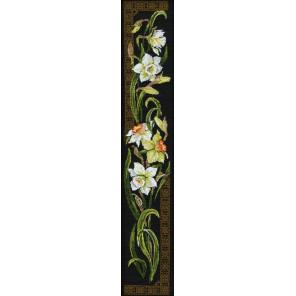 Нарциссы Набор для вышивания Риолис 842