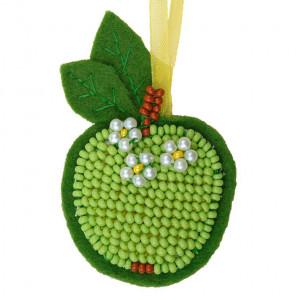 Зеленое яблочко Набор для вышивания Риолис 1482АС