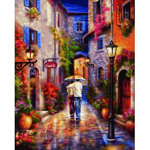 Романтичная прогулка Раскраска картина по номерам Schipper (Германия)