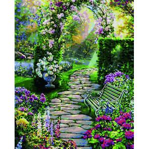Прекрасный сад Раскраска картина по номерам Schipper (Германия) 9130804