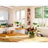 Пример картины в интерьере Сладости Набор из 4-х картин по номерам Schipper (Германия) 9340791