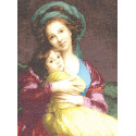 Материнская любовь Набор для вышивания Золотое Руно
