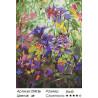 Количество цветов и сложность Иван-да-марья Раскраска по номерам на холсте Живопись по номерам Z10126