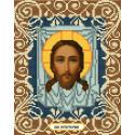 Спас Нерукотворный Канва с рисунком для вышивки бисером Божья Коровка