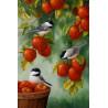 Яблоневый сад Раскраска по номерам на холсте Molly KH0316