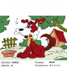 Количество цветов и сложность Вкусный обед Раскраска по номерам на холсте Molly KH0333