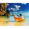 Таиланд. О. Пхи-пхи Раскраска по номерам на холсте Molly KH0297