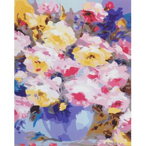 Многоцветье Раскраска картина по номерам MG3126