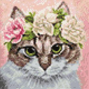Раскладка Мартовский кот AG2280
