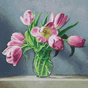 Раскладка Весенние тюльпаны AG2309