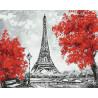 Раскладка Парижские виды AG2314