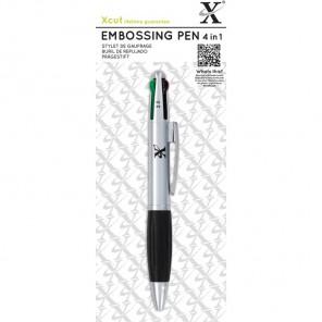 Ручка для ручного эмбоссирования 4 в 1