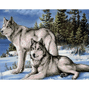 Раскладка Волки Ag409