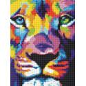 Раскладка Взгляд льва AG2265