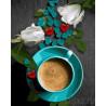 Кофе с молоком Раскраска картина по номерам на холсте PK24045