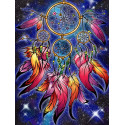 Ловец волшебных снов Алмазная вышивка мозаика АЖ-1764