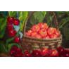 Упаковка Садовая черешня Набор для вышивания Золотое Руно ФИ-012