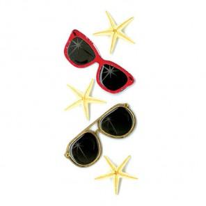 Очки солнцезащитные Стикеры для скрапбукинга, кардмейкинга EK Success