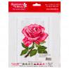 Внешний вид упаковки Роза Канва с рисунком Матренин посад