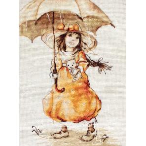 Зонтик Набор для вышивания Luca-S B1065