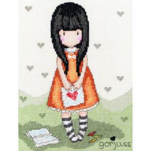 Подарила сердце Набор для вышивания Bothy Threads XG2