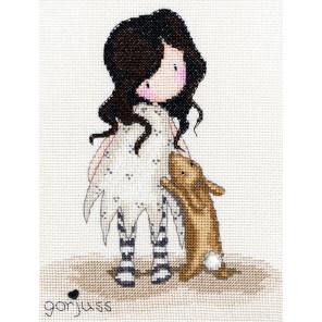 Маленький кролик Набор для вышивания Bothy Threads XG6