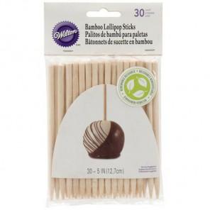 13см Деревянные палочки для леденцов Wilton ( Вилтон )