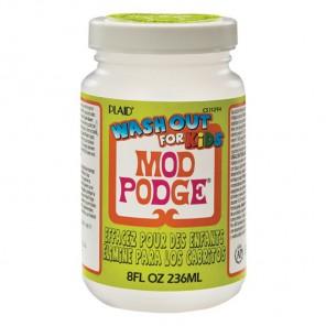 Глянцевый для детского творчества (смывающийся) Клей лак для декупажа 11294 Mod Podge Plaid