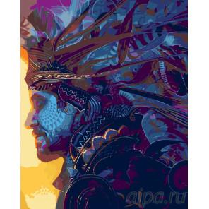 Король ночи Раскраска по номерам на холсте Живопись по номерам ARTH-AH199