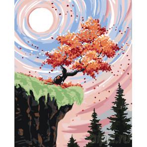 Дерево мудрости Раскраска по номерам на холсте Живопись по номерам RA180