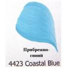 4423 Прибрежно-синий Краска по ткани Fabric FolkArt Plaid