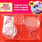 Основные Акриловые 3D Формы для украшений Mod Podge Plaid
