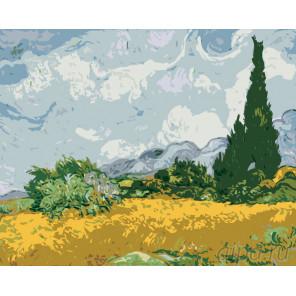 Раскладка Сухое лето Раскраска картина по номерам на холсте ARTH-AH324