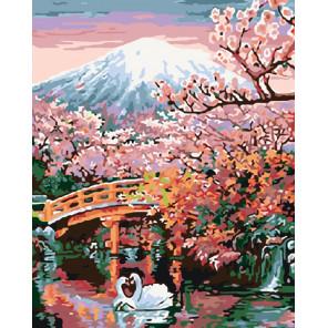 Раскладка Красота востока Раскраска картина по номерам на холсте ARTH-AH332