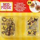 Металлические украшения Mod Podge Plaid