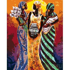 Богатства Африки Раскраска по номерам на холсте Живопись по номерам RA245